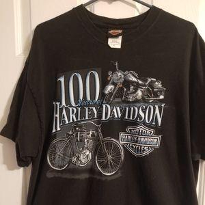 Harley Davidson 100 Anniversary